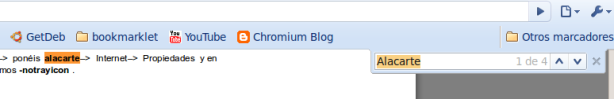 Google Chrome y Chromium