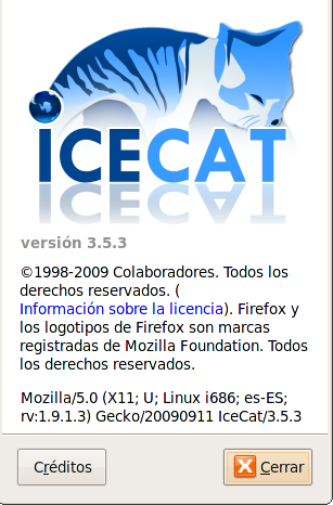 Acerca de IceCat