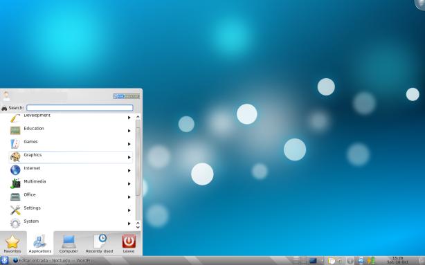 KDE 4.3.2 en Ubuntu