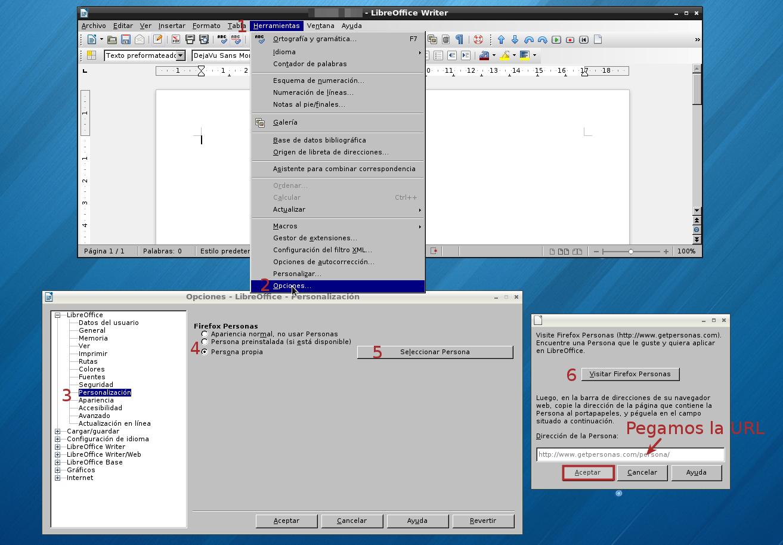 Ubuntu Libreoffice Calc
