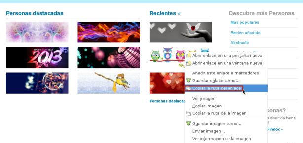 Personas para Firefox | Viste tu navegador - Mozilla Firefox_049