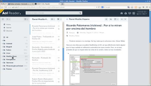 AOL Reader - Mozilla Firefox_124