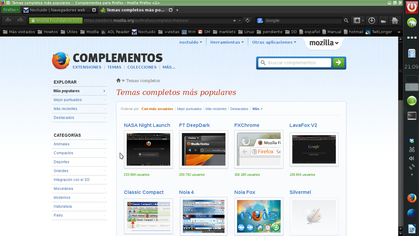 Fashion style 1.0.8 stylish complementos para firefox for lady